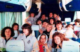 Merchina Peris recuerda los orígenes del fútbol femenino de la FFCV en el primer 'Valenta Pioneras'