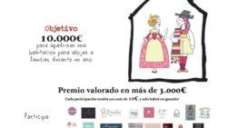 La Casa Ronald McDonald de Valencia impulsa el traje de fallera más solidario