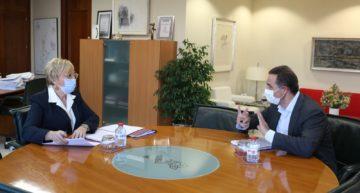 Sanitat llama a Gomar y convoca una reunión con la FFCV el martes 16 con las competiciones como tema estrella