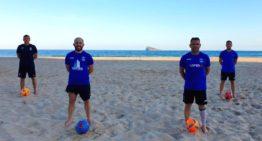Fútbol Playa Benidorm se integra en el CF Benidorm como nueva sección de futplaya
