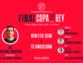 El valenciano Juan Martínez Munuera pitará la final de Copa entre Athletic Club y FC Barcelona