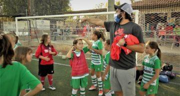 ¡Jugar, pasar y correr! La filosofía de un CD San Lorenzo de Castellón y su crecimiento femenino