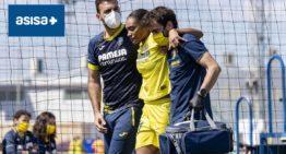 Salma Paralluelo (Villarreal CF) sufre una rotura de ligamento cruzado