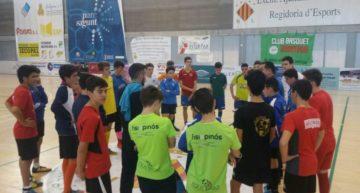 Se amplía el periodo de licencias para el futsal de los Juegos Deportivos Municipales de Valencia