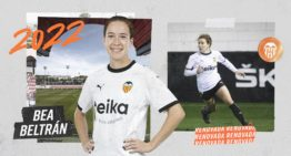 El VCF Femenino amplía hasta 2022 el contrato de Bea Beltrán