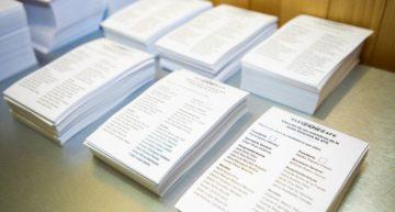 La Mesa Electoral de AFE suspende el recuento de votos hasta el jueves 15