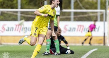 El Villarreal logra el ascenso a Primera Iberdrola tras vencer al CFF Cáceres (4-0)