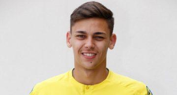 Fallece a los 20 años Luis Ojeda, exfutbolista juvenil de la UD Las Palmas