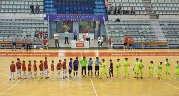 La RFEF ya prepara los Campeonatos de España de clubes base de fútbol sala