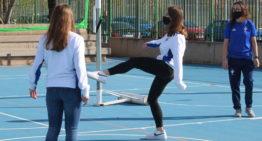 Regresa la iniciativa 'Valenta visita tu cole' para promocionar fútbol y futsal femeninos