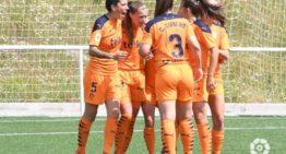 El VCF Femenino remonta y se queda a un paso de la hazaña ante el Rayo (3-3)