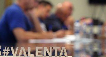 Reunión con los clubes Valenta de futsal el lunes 26