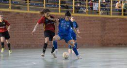 La Liga Autonómica Valenta de fútsal encara el final de la primera vuelta