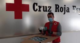 Termik Control dona 6.000 mascarillas a Cruz Roja València