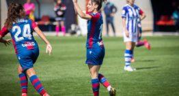 Esther salva un punto para el LUD Femenino sobre la bocina ante el Sporting de Huelva (2-2)