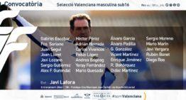 Algorfa acogerá el regreso al trabajo de la Selecció Valenciana masculina sub16 de fútbol