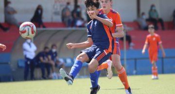 Las selecciones FFCV Sub-14 y Sub-16 completan un buen entrenamiento en Picassent