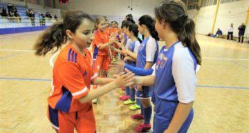 La Copa #JuguemSegurs de fútbol sala base femenino arranca el 15 y 16 de mayo