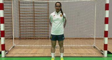 Elena, Aitana y Raquel (Universidad de Alicante) estarán en la próxima concentración de España Sub-21