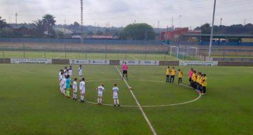 CF Cracks dedicó minutos de silencio, homenajes y goles al añorado Ángel Abelardo
