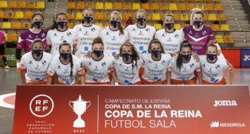 Universidad de Alicante apeado de la Copa de la Reina tras caer ante Torreblanca Melilla