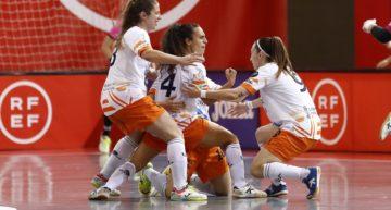 Universidad de Alicante accede a las semifinales de la Copa de la Reina tras vencer a Alcorcón