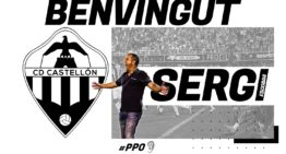 Sergi Escobar regresa a casa para intentar el milagro del CD Castellón