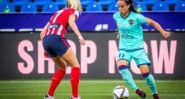 Un gol de Rocío Gálvez mete al Levante en la final de la Copa de la Reina (0-1)