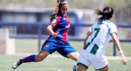 El Levante 'B' baja a Primera Nacional Femenina y confirma el descenso en cadena de su escuela