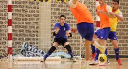 Así fue el regreso de las selecciones masculinas FFCV de futsal al trabajo