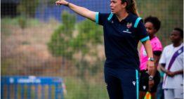 María Pry no continuará en el Levante y le sustituirá Ángel Villacampa