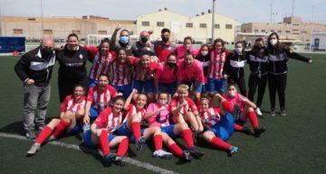 Las chicas del Santa Pola CF toman el mando en el vigésimotercer 'Valenta Radio'