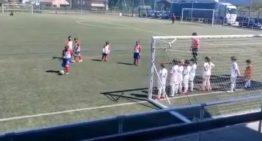 Lección de fair-play de los 'rapaces' del CD Sar Extramundi gallego