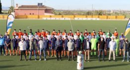 El triangular provincial de las selecciones Sub-16 FFCV deparó goles y buen fútbol