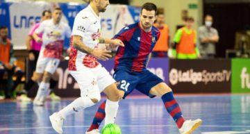 El Levante perseguirá ante El Pozo Murcia su primera final de Copa del Rey de fútbol sala