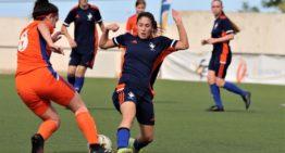 Las Selecciones Valenta sub15 y sub17 probaron nuevas futbolistas en Picassent