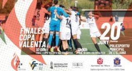 L'Eliana acogerá las finales de las Copas Valenta el 20 de junio