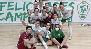 El Joventut d'Elx a un paso de la élite del fútbol sala femenino