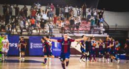 El Levante UD luchará con Viña Albali Valdepeñas en las semifinales de Primera RFEF de futsal
