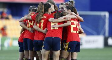 España se impone con contundencia a Bélgica (3-0)