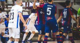 El Levante a un partido de llegar a la final de Primera RFEF de futsal