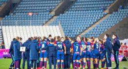 El Levante anuncia la marcha de María Pry y de cuatro jugadoras
