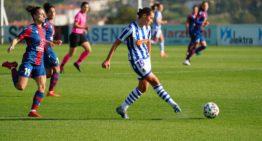 El Levante se reforzará con Nuria Mendoza y Leire Baños