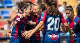 El Levante jugará una o dos previas en Champions dependiendo de su clasificación final