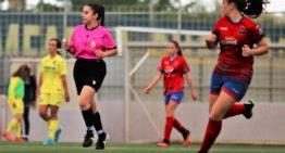 Los árbitros más jóvenes lideran la campaña 'Fes-te àrbitræ 2021'