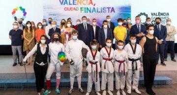 València presenta sus credenciales para albergar los Gay Games 2026
