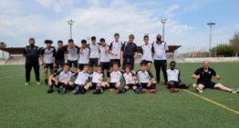 GALERÍA: Fiesta final en el Cadete de UD Fonteta tras su ascenso a Primera Regional