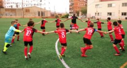 Campeonato 20-21 con merecimiento para el Benjamín 'B' del Alboraya