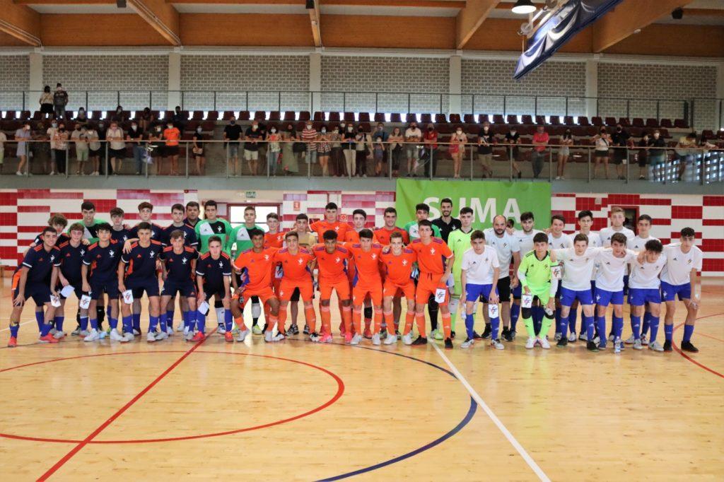 Alicante se alza con el trono en el triangular de la Selecció Valenciana masculina sub16 de futsal