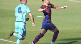 VÍDEO: El Levante Juvenil cayó en Copa de Campeones ante el Barça con las botas puestas (2-1)